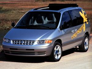 1998 Plymouth Voyager XG Concept