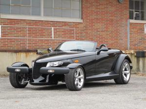 Plymouth Prowler Roadster 2000 года