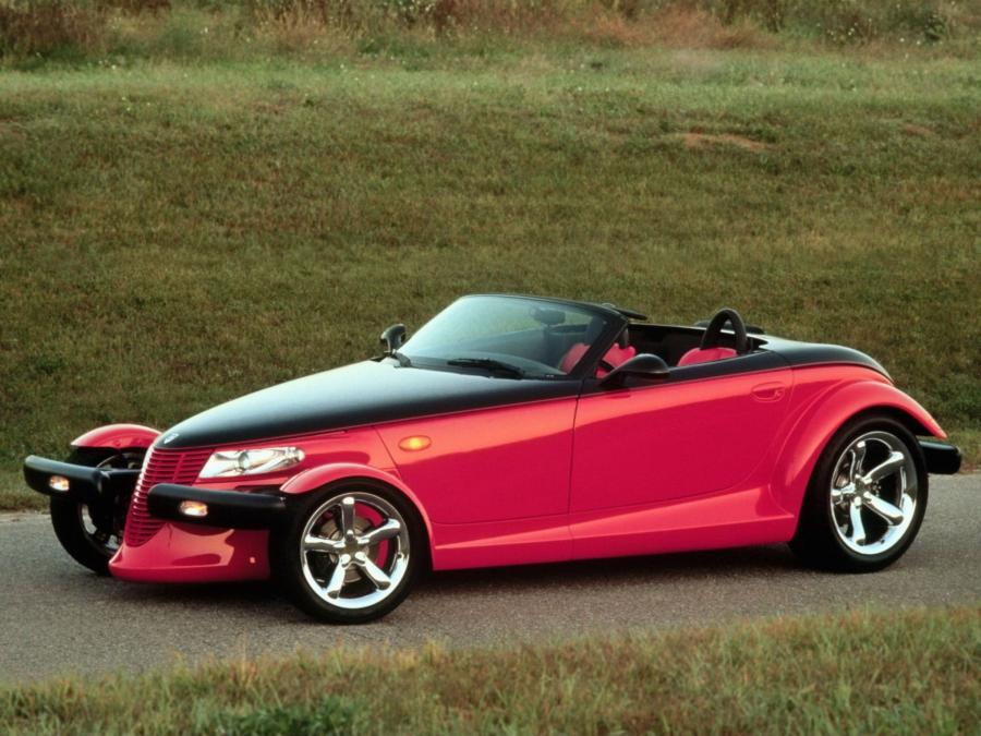 Plymouth Prowler Woodward Edition '2000