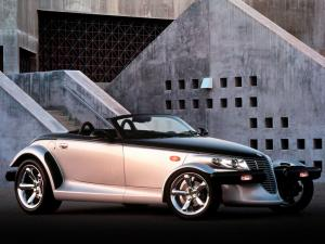 2001 Plymouth Prowler Black Tie Edition