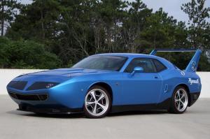 Plymouth Superbird Richard Petty by HPP