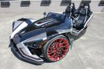 Polaris Slingshot on Forgiato Wheels (Sincro-ECL) 2017 года