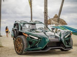 Polaris Slingshot Grand Touring LE 2020 года