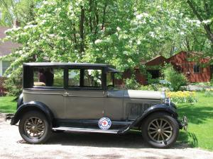 1926 Pontiac 2-Door Sedan