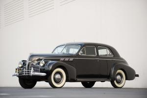 1940 Pontiac Torpedo Eight Touring Sedan