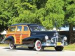 Pontiac Woody Station Wagon 1946 года