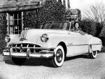Pontiac Chieftain DeLuxe Eight Convertible 1950 года