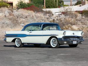 1957 Pontiac Star Chief Custom Catalina Coupe