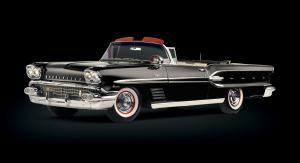 Pontiac Bonneville Criterion Super Headroom Ambulance by