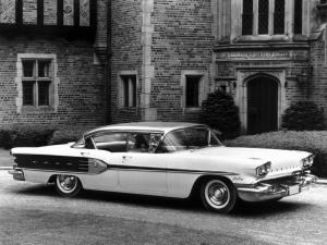 Pontiac Star Chief Custom Catalina Sedan (2839SD) 1958 года