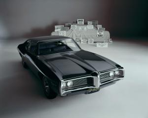 1968 Pontiac LeMans Sports Coupe