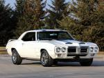 Pontiac Firebird Trans Am Coupe 1969 года