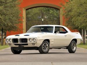 1969 Pontiac Firebird Trans Am Coupe