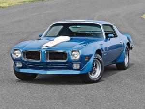 Pontiac Firebird Trans Am 455 1970 года