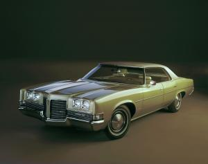 1971 Pontiac Catalina 4-Door Hardtop