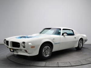 1973 Pontiac Firebird Trans Am SD-455