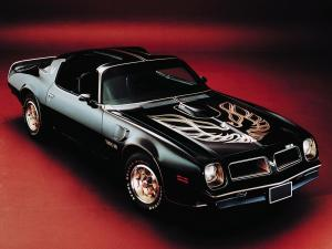 1974 Pontiac Firebird Trans Am T-Top