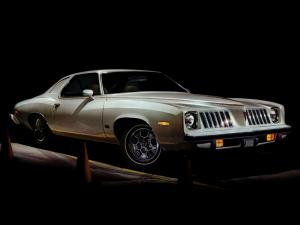 1974 Pontiac Grand Am Colonnade Hardtop Coupe
