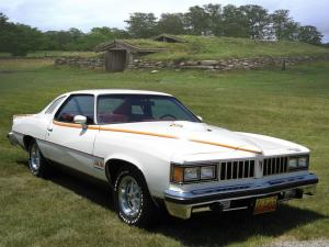 Pontiac Can-Am 1977 года