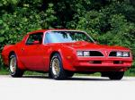 Pontiac Firebird Trans Am 1978 года