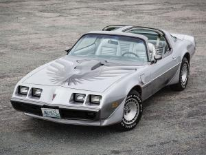 Pontiac Firebird Trans Am 6.6 L80 10th Anniversary Edition 1979 года