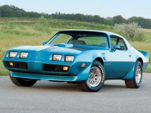 Pontiac Firebird Trans Am 1979 года