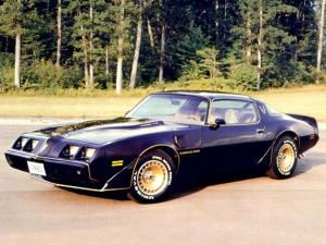 Pontiac Firebird Trans Am 1980 года
