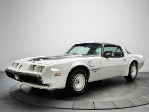 Pontiac Firebird Turbo Trans Am 1980 года
