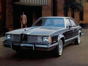 Pontiac Grand LeMans Sedan 1980 года