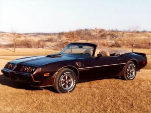 1981 Pontiac Firebird Trans Am Convertible by Contec
