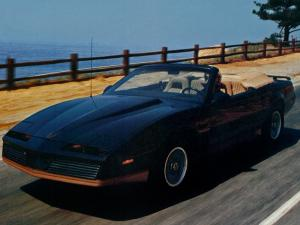 Pontiac Firebird Trans Am Convertible by Straman 1982 года