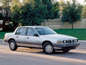 Pontiac Grand Am 1985 года