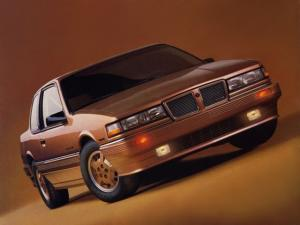 Pontiac Grand Am SE Coupe 1986 года