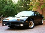 Pontiac Firebird Trans Am GTA T-Roof 1989 года