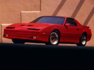 Pontiac Firebird Trans Am GTA 1990 года
