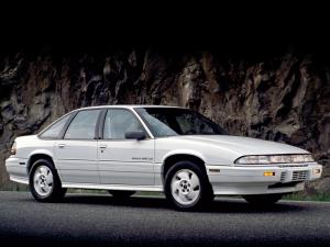 Pontiac Grand Prix LE Sedan 1992 года