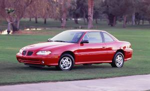1996 Pontiac Grand Am SE Olympic Edition Coupe