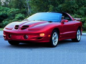 1998 Pontiac Firebird Trans Am Ram Air