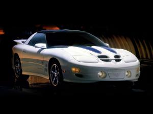 1999 Pontiac Firebird Trans Am 30th Anniversary