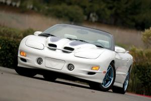 Pontiac Firebird Trans Am Convertible 30th Anniversary 1999 года