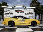 Pontiac Firebird Collector Edition Daytona 500 Pace Car 2002 года