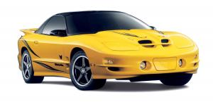 Pontiac Firebird Trans Am Collector Edition 2002 года