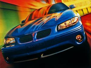 2002 Pontiac Grand Prix 40th Anniversary