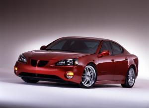 Pontiac Grand Prix G-Force Concept 2003 года