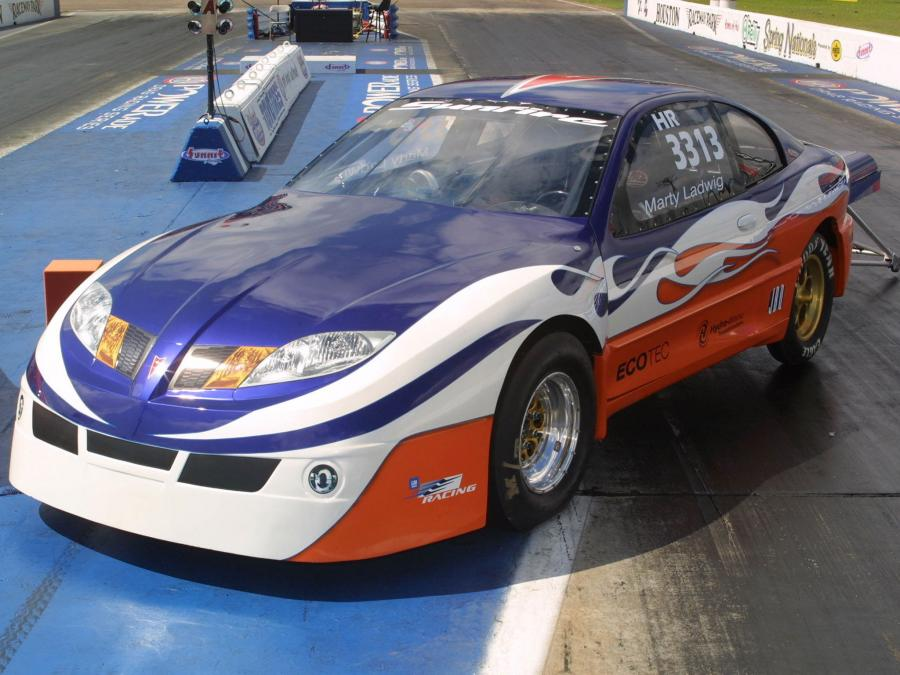 Pontiac Sunfire Drag Car '2003