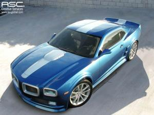 2010 Pontiac Firebird Trans Am by ASC
