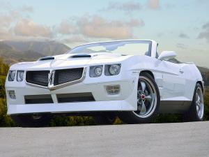 Pontiac Trans Am Convertible by HPP 2011 года