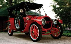 1913 Pope-Hartford Model 33 4-Passenger Touring Phaeton