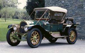 1913 Pope-Hartford Model 33 Roadster