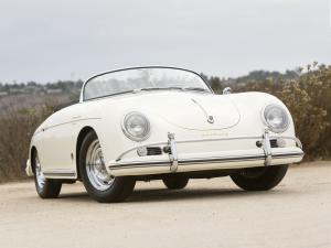 1955 Porsche 356A 1500 GS Carrera Speedster by Reutter